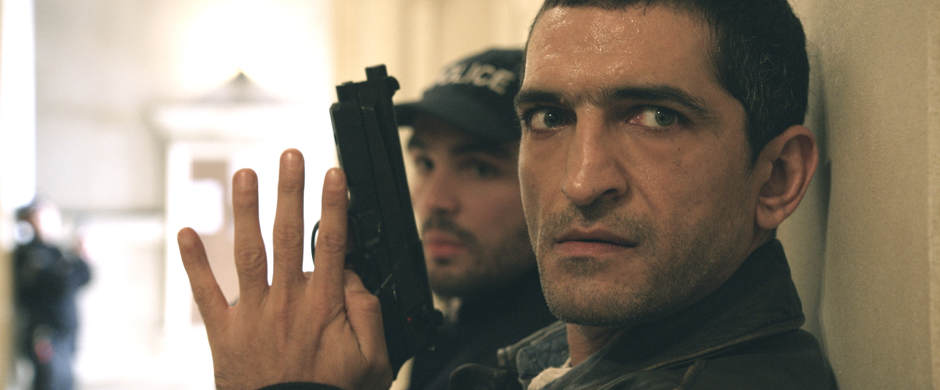 Amr Waked in Lucy (2014)