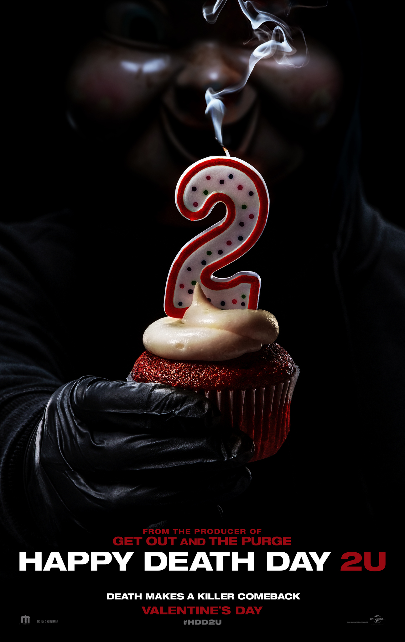 Image result for happy death day 2 poster