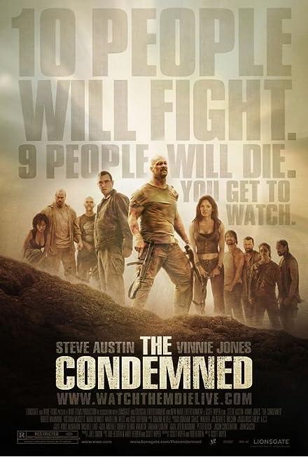 Film: Yaşamak İçin Öldür - The Condemned