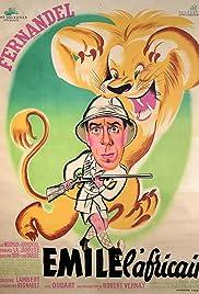 Émile l'Africain Poster