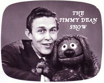 Image result for jimmy dean and rowlf