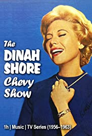 The Dinah Shore Chevy Show Poster