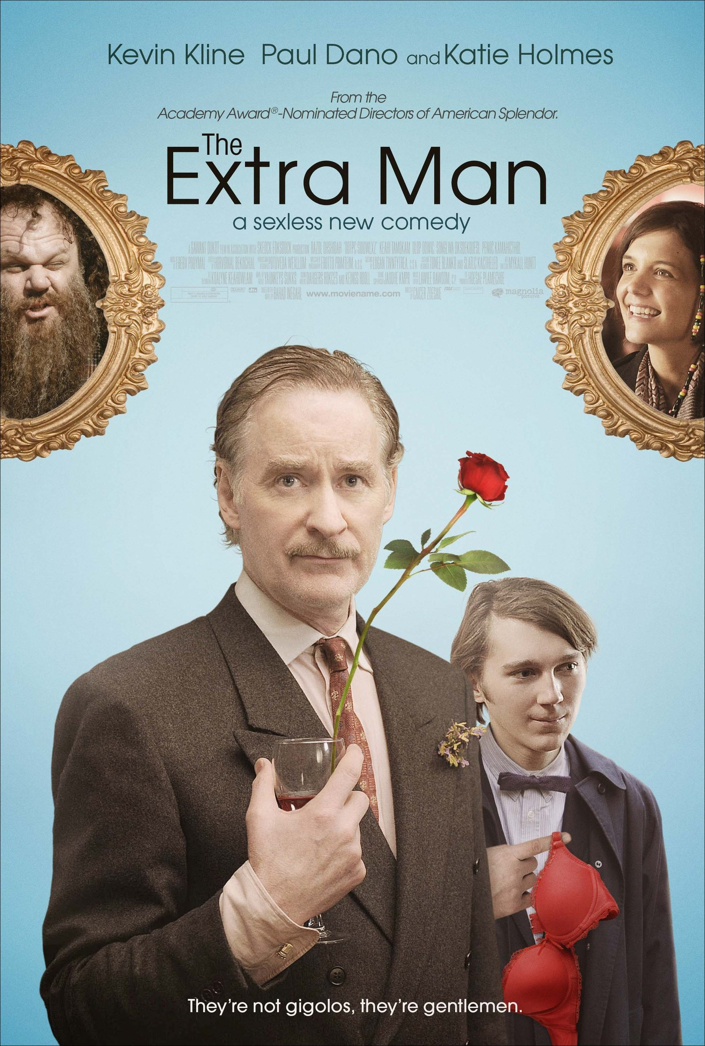 The Extra Man on FREECABLE TV