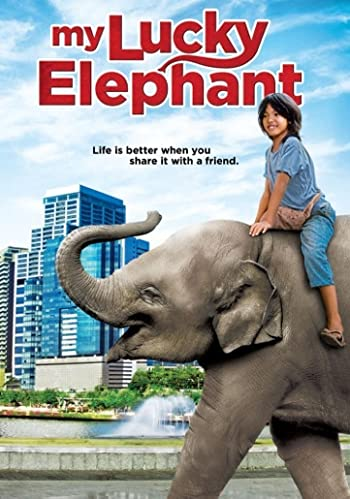 Poster of My Lucky Elephant 2013 Full Hindi Dual Audio Movie Download HDRip 480p