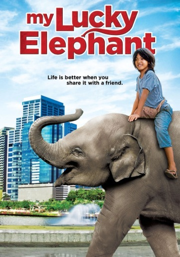My Lucky Elephant (2013) Hindi Dual Audio 480p BluRay x264 400MB Download