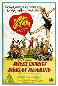 Shirley MacLaine, Sammy Davis Jr., Paula Kelly, John McMartin, and Chita Rivera in Sweet Charity (1969)