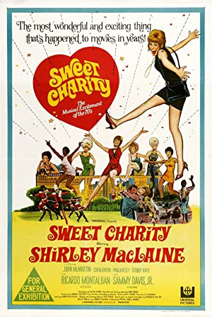 Sweet Charity Poster Image