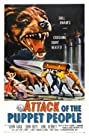 Attack of the Puppet People (1958) Poster