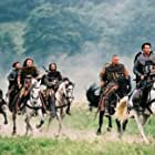Hugh Dancy, Joel Edgerton, Ioan Gruffudd, Mads Mikkelsen, Clive Owen, and Ray Stevenson in King Arthur (2004)