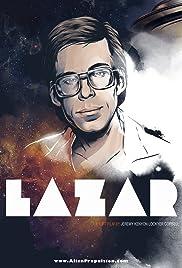 Lazar: Cosmic Whistleblower Poster