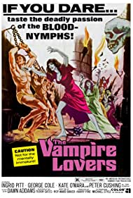 The Vampire Lovers (1970) Poster - Movie Forum, Cast, Reviews