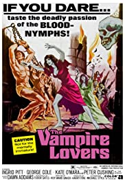 The Vampire Lovers Poster