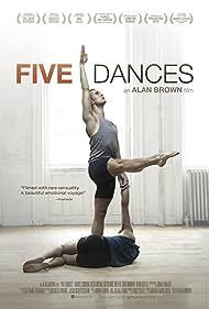 Five Dances (2013) Poster - Movie Forum, Cast, Reviews