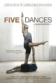 Five Dances(2013) Poster - Movie Forum, Cast, Reviews