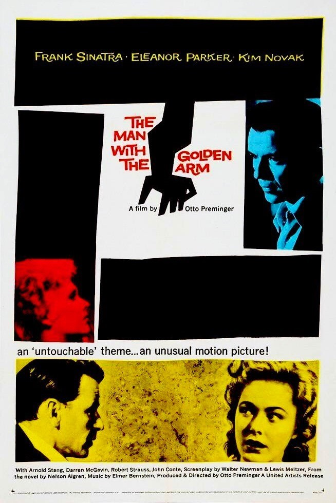 The Man with the Golden Arm (1955) - IMDb