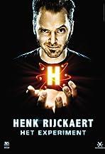 Henk Rijckaert: Het experiment