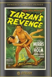 Tarzan's Revenge Poster
