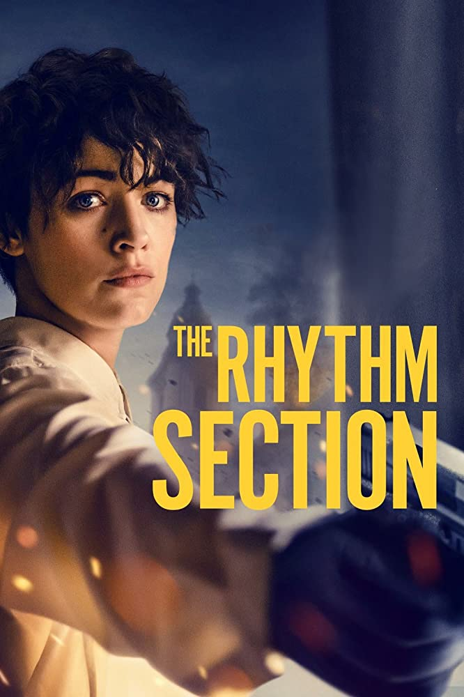 The Rhythm Section 2020 Dual Audio Hindi 720p BluRay 850MB Download