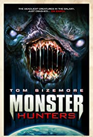 Monster Hunters Poster