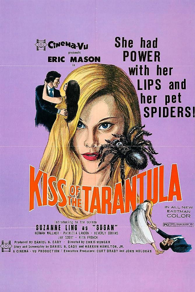 Kiss of the Tarantula (1976)