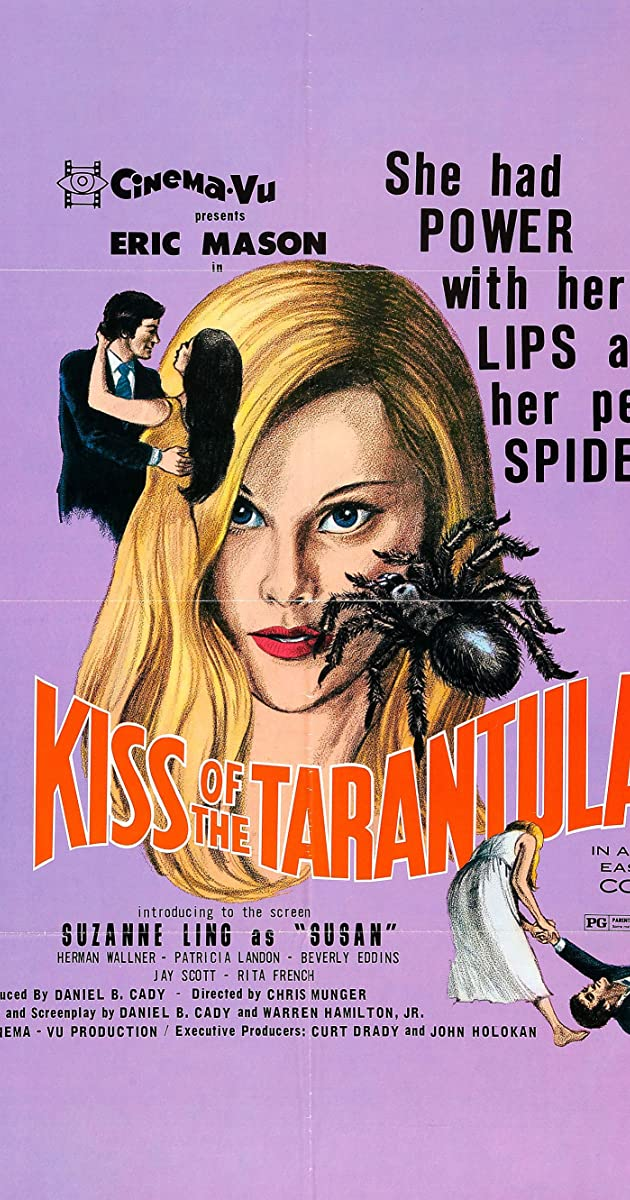 Kiss of the Tarantula (1976) Subtitles