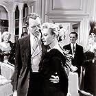 Paul Henreid and Ingrid Thulin in The Four Horsemen of the Apocalypse (1962)