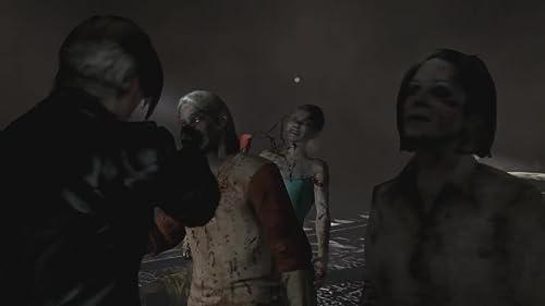 Resident Evil 6: Underground Gameplay