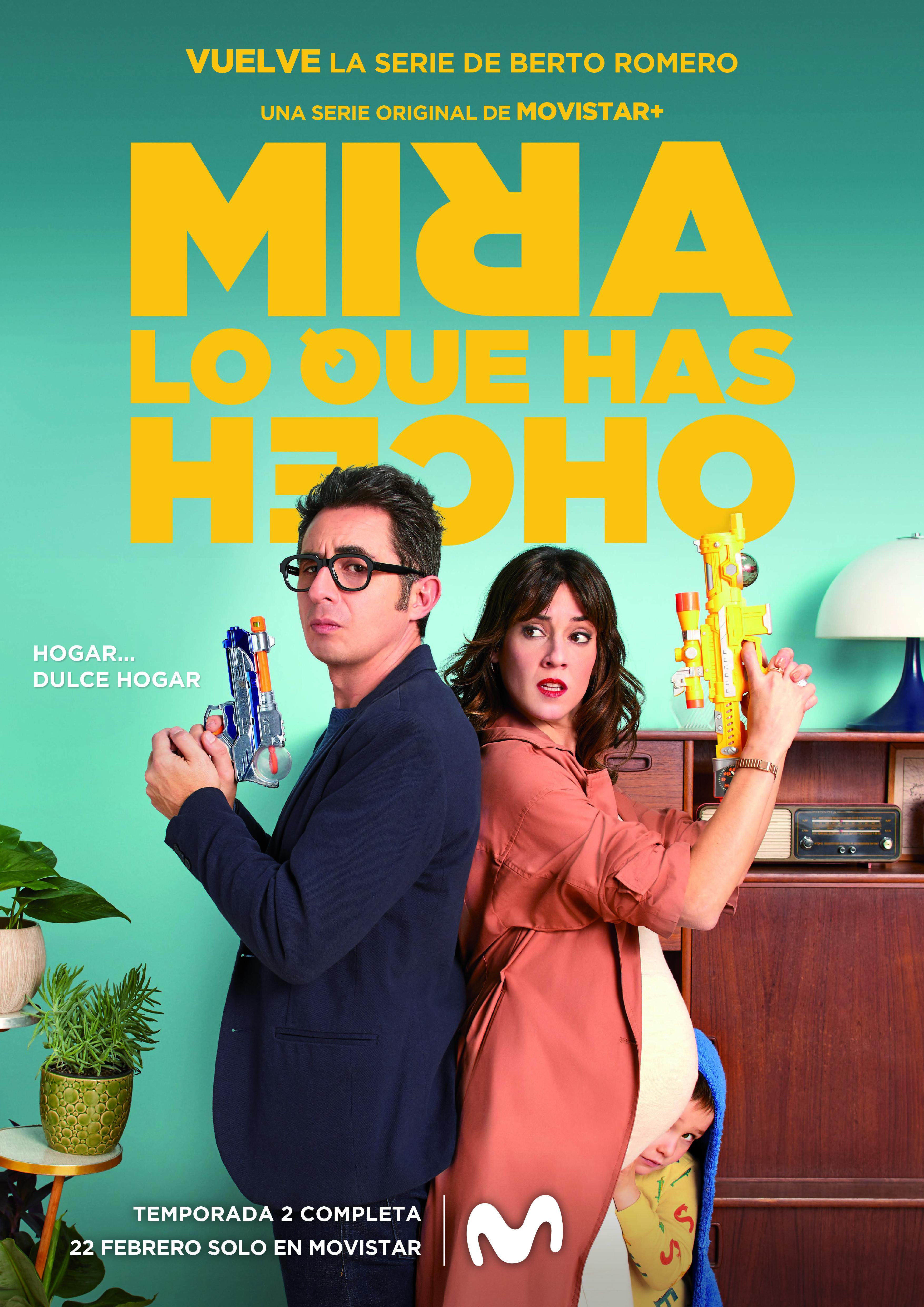 Mira Lo Que Has Hecho Tv Series 2018 2019 Imdb
