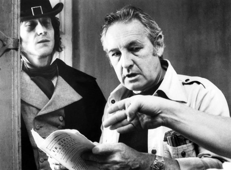 Andrzej Wajda in Danton (1983)