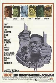 Riot (1969) Poster - Movie Forum, Cast, Reviews