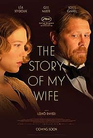 Gijs Naber and Léa Seydoux in A feleségem története (2021)