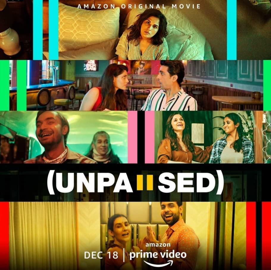 Unpaused (2020) Hindi AMZN WEB-DL x264 AAC Msub