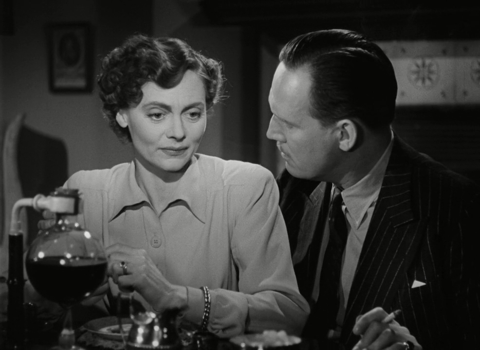 Celia Johnson and Cyril Raymond in Brief Encounter (1945)