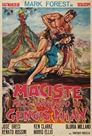 Maciste nell'inferno di Gengis Khan (1964) Poster - Movie Forum, Cast, Reviews