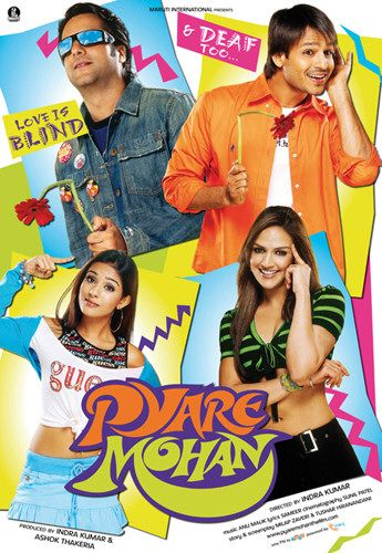 Pyare Mohan 2006 Hindi 400MB HDRip ESubs Download