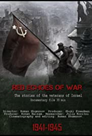 Red Echoes of War Poster