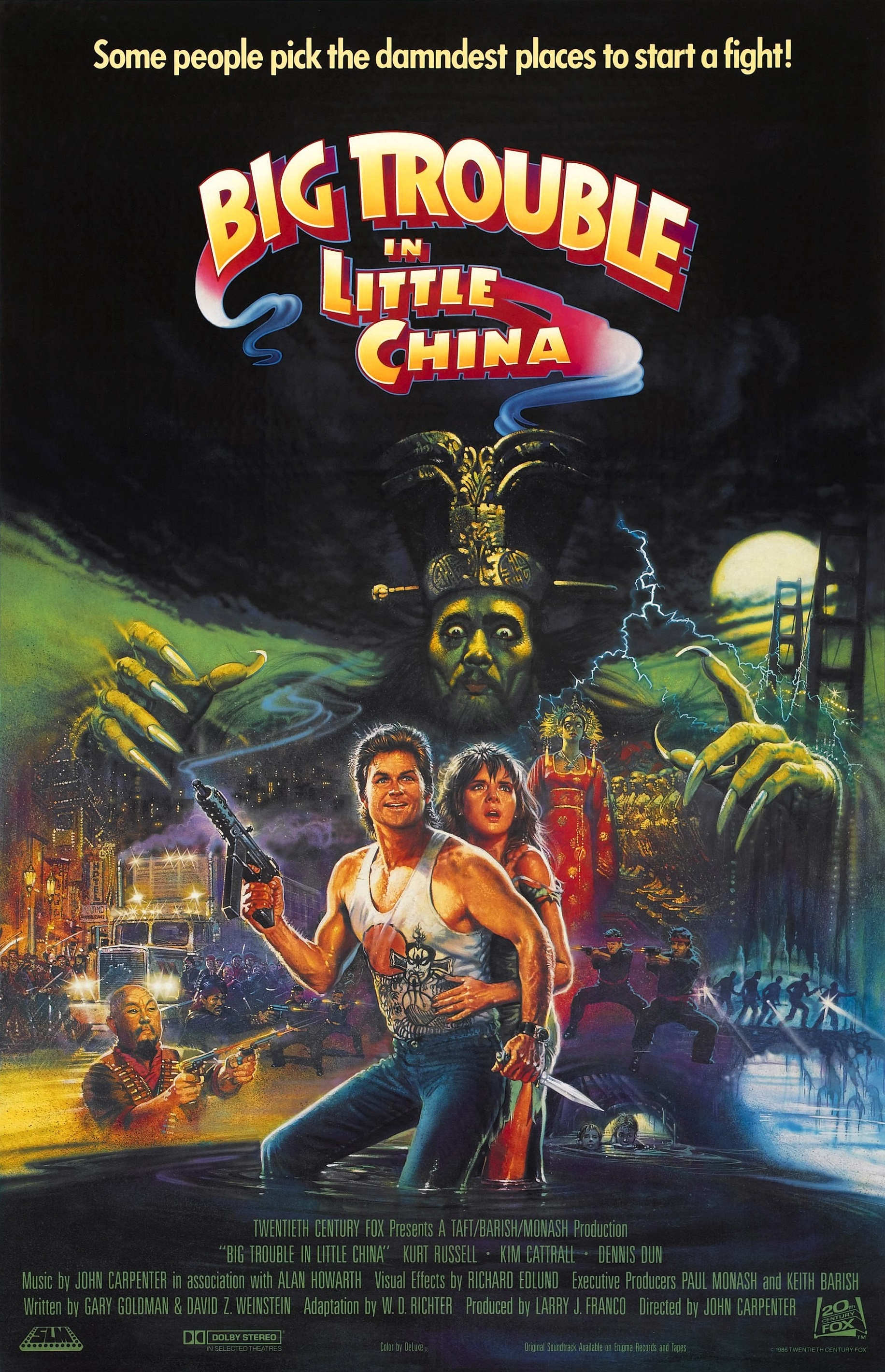 Image result for big trouble in little china