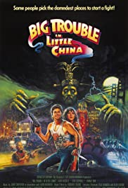 Big Trouble in Little China (1986) Poster - Movie Forum, Cast, Reviews