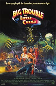 download full movie Big Trouble in Little China in hindi