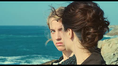 Directed by Céline Sciamma. Starring Noémie Merlant and Adèle Haenel. In Theaters December 6.