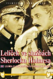 Lelicek in the Services of Sherlock Holmes Poster