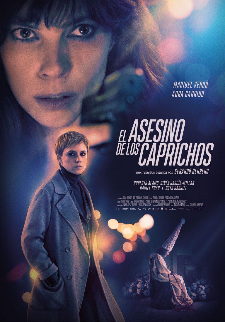 El asesino de los caprichos 2019 - IMDb
