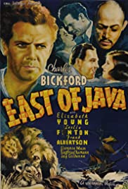 East of Java Poster