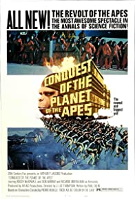 Primary photo for Conquest of the Planet of the Apes