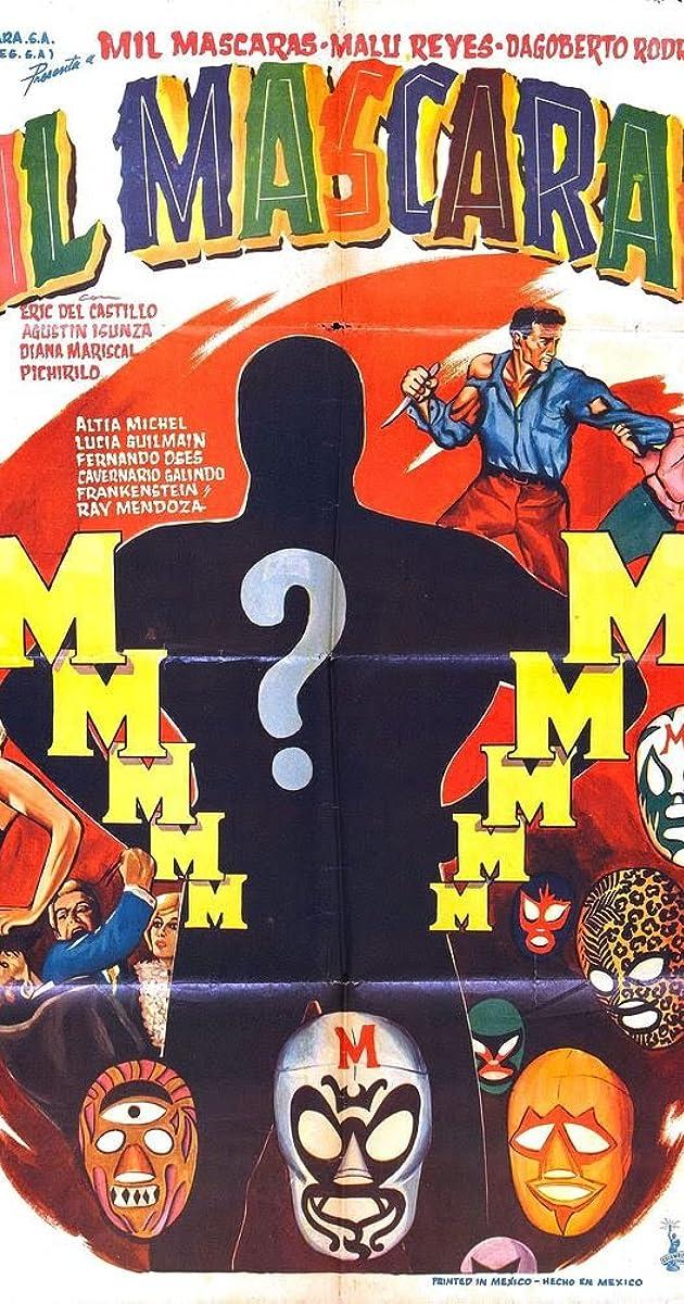 Mil máscaras (1969) - IMDb