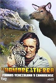 El hombre y la tierra: Serie canadiense Poster