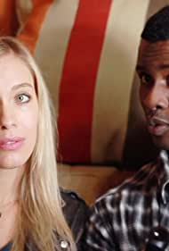 Andre Ozim and Tina Lundahl in Sketch Comedy by Andre Ozim (2018)