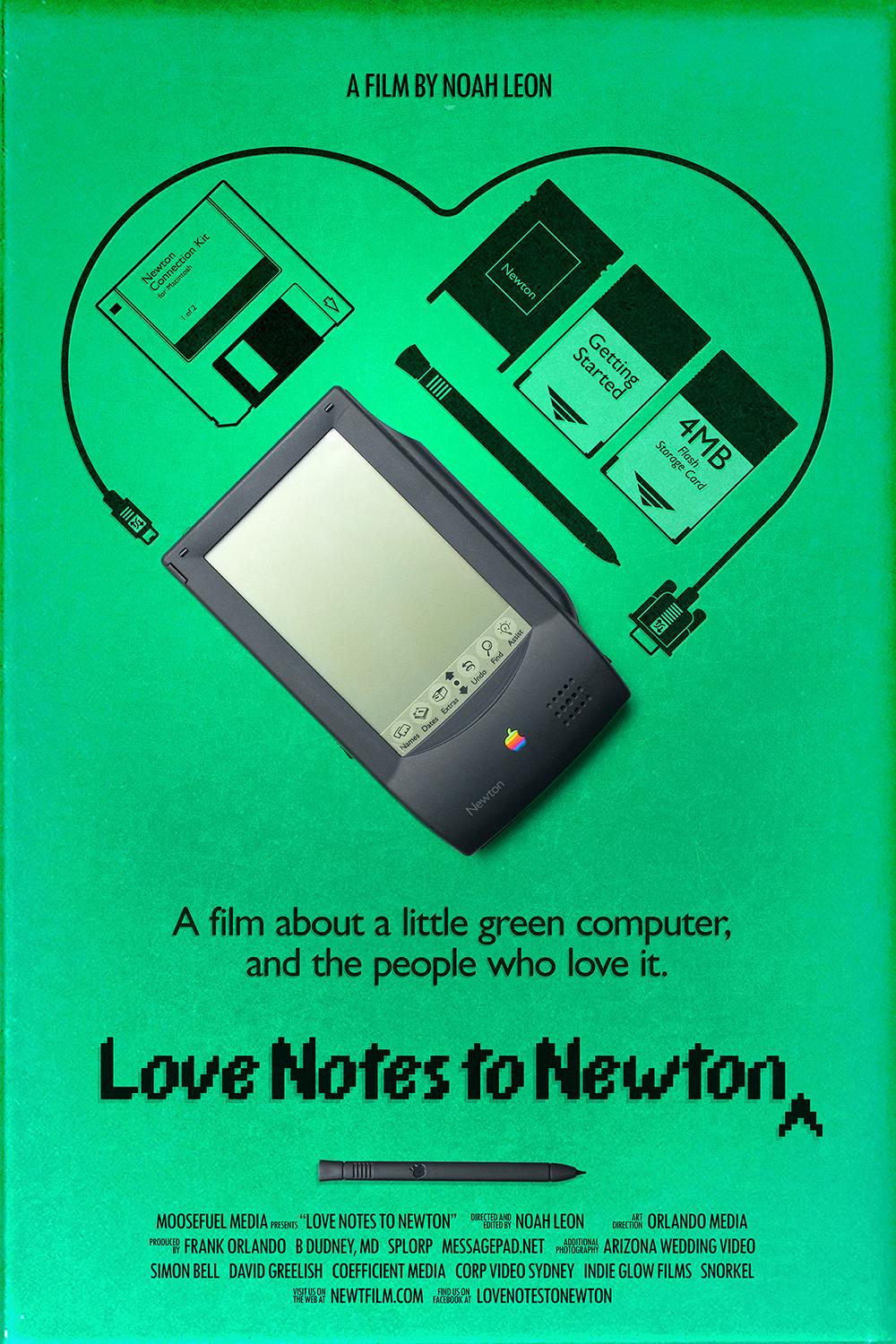 Love Notes to Newton (2018)