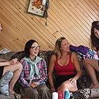 Bryde MacLean, Kelly Caseley, Kinza Baker, and Celia Owen in Pogey Beach (2019)