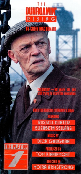 Russell Hunter in The Play on One (1988)